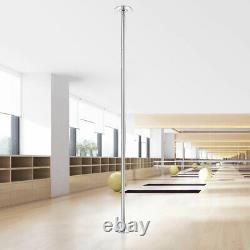 1/2 Pack AW 9/10FT 45MM Stripper Static Dancing Pole Kit for club Party Exercise