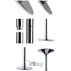 45mm Professional Dance Pole Spinnable Dancing Fitness Static Sport Gym Exercise
