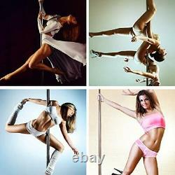 50mm Chrome Spinning & Static Dance Pole