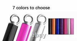 Flying Silicone dancing Pole 6 Colors 2m detachable Home Fitness Pink