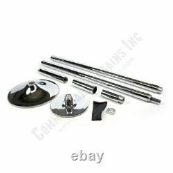 Xperience Formally Known As X-Dance 50mm Dance Pole Kit Competition Commercia