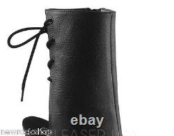 Pleaser Adore-1018 Black Mat Plate-forme High Heel Pole Dancing Ankle Boot