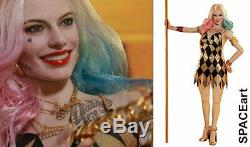 Suicide Squad Harley Quinn Poledance Version Deluxe-figur Hot Toys Mms439